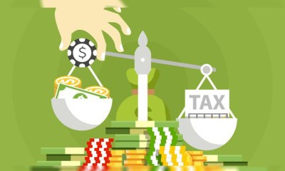Gambling Tax Income Boosts The Swedish Economy