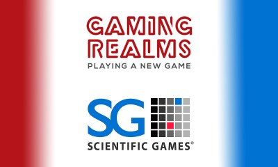 Gaming Realms signs sub-licensing agreement with Scientific Games Digital