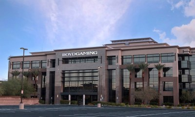 Boyd Gaming to build new headquarters