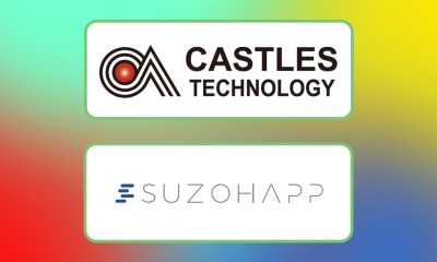 Castles Technology ties up with SUZOHAPP to develop cashless payment solutions