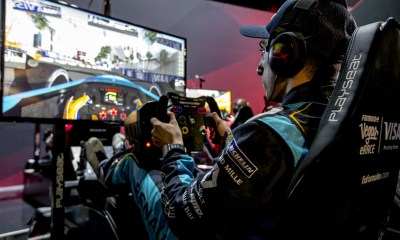Huami Becomes McLaren Applied Technologies' eSports Wearables Partner