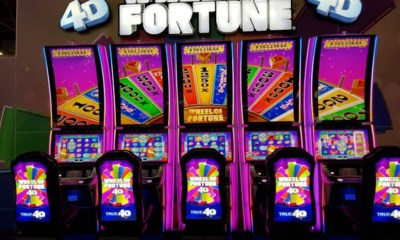 IGT launches Wheel of Fortune 4D version in Las Vegas
