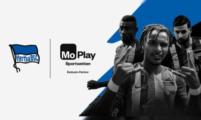 MoPlay inks agreement with Hertha Berlin