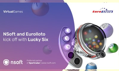 NSoft and Eurolotto kick off with Lucky Six