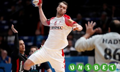 Unibet Official Sponsor of IHF World Championship 2019