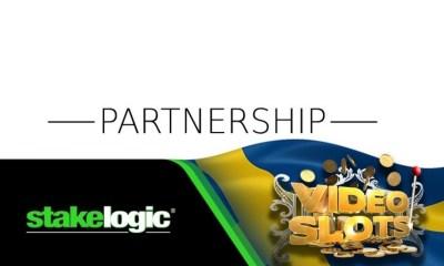 Videoslots deal helps Stakelogic make Sweden debut