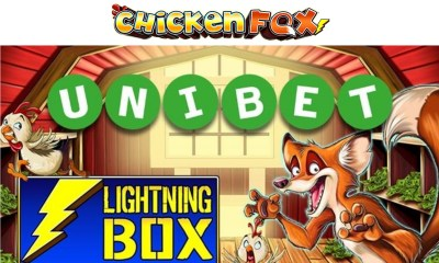 Lightning Box - Chicken Fox slot