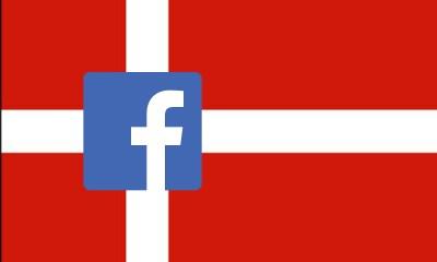 Denmark censures Facebook for promoting illegal websites
