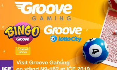 GrooveGaming get into the one-stop-shop Groove for London event with launch of Groove LottoCity and Bingo Groove.