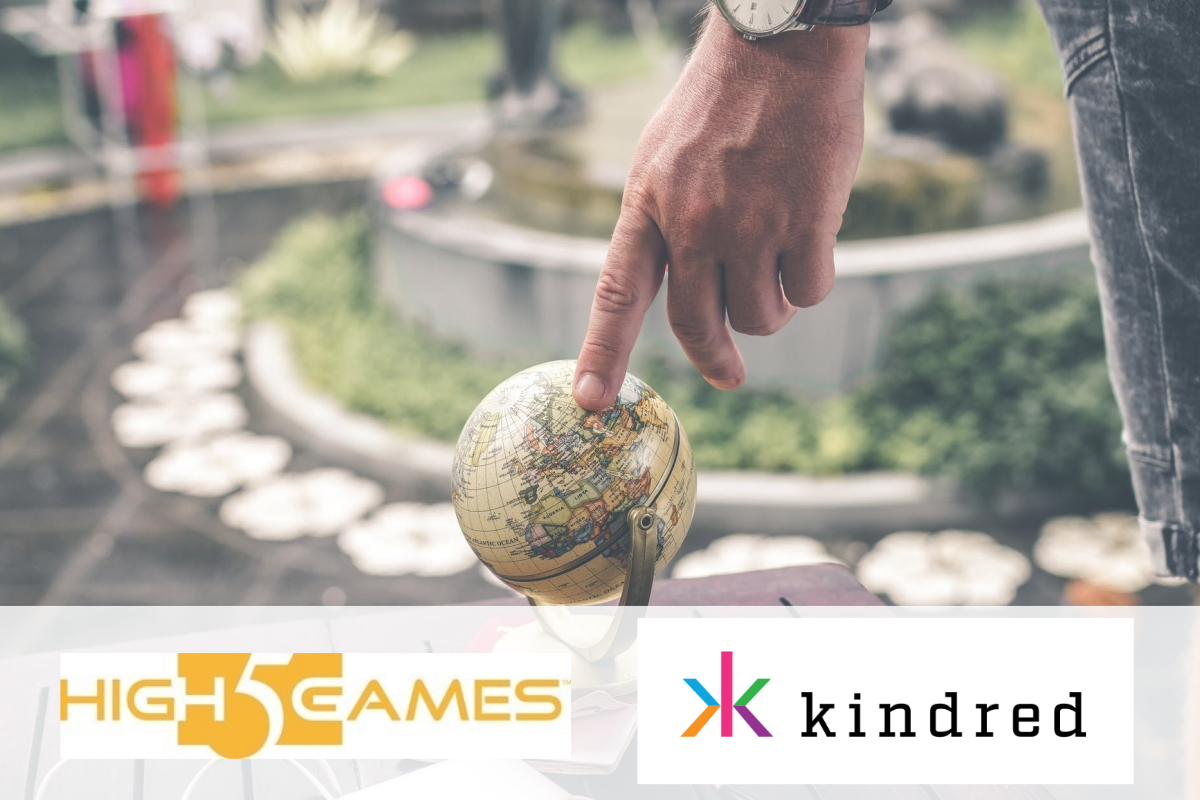 High 5 Games Launches with Kindred Group globally