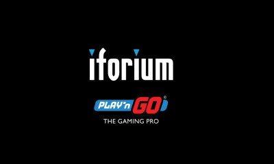 Iforium launches Play'n GO content on Gameflex