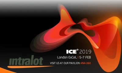 The Intelligent Future of Gaming is showcased by INTRALOT at London event