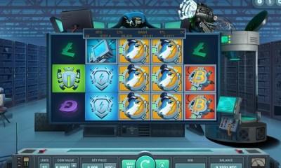 True Flip's Crypto-Themed Mining Factory slot
