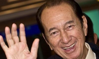 Aging Macau casino tycoon Stanley Ho stays healthy in Hong Kong hospital