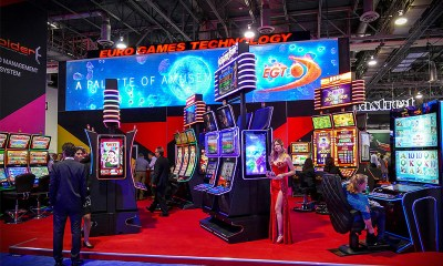 Euro Games Technology Installs 70 Machines in Gran Palacio Casino in Mexico