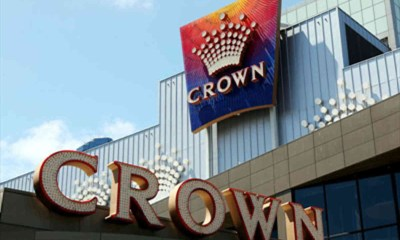 Crown suffers drop in revenues