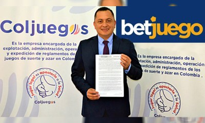 Coljuegos announces the issuing of its 17th Online Gambling License