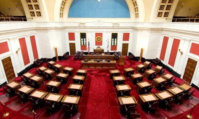Virginia Senate passes sports betting bill
