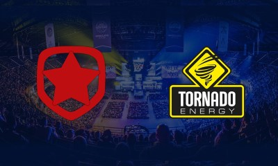 Gambit Esports signs deal with Tornado Energy