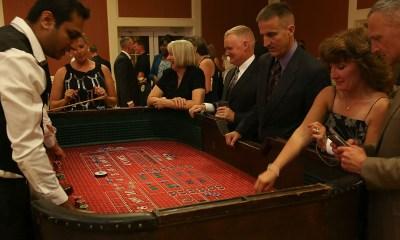 Las Vegas table game player hits $1.1 million progressive jackpot