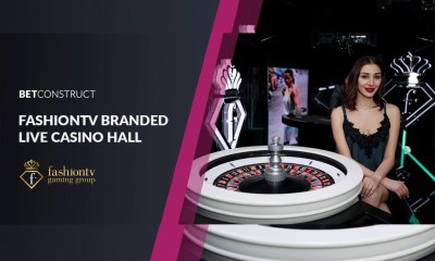 BetConstruct launches the incredible FashionTV Gaming Group branded Live Casino hall