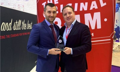 BMM Named Top Test Lab at London Event