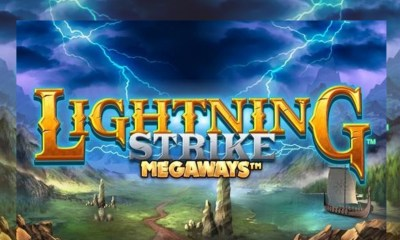 Blueprint Gaming - Lightning Strike Megaways