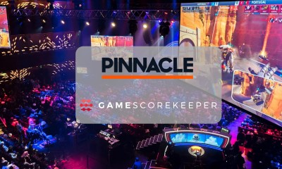 Pinnacle signs new partnership GameScorekeeper