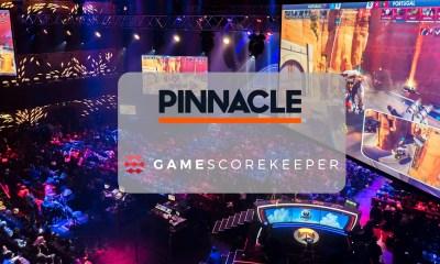 Pinnacle signs new partnership GameScorekeeper