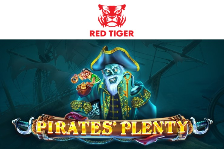 Red Tiger releases Pirates' Plenty