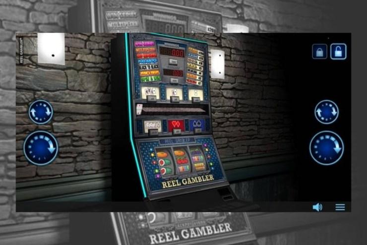 Realistic's new classic slot Reel Gambler
