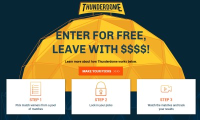 Esports Sportsbook, Rivalry Launches Thunderdome