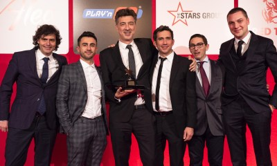 SlotsMillion takes home Online Slots Operator of the Year award