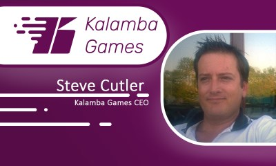 Q&A with Steve Cutler, CEO & co-founder of Kalamba Games