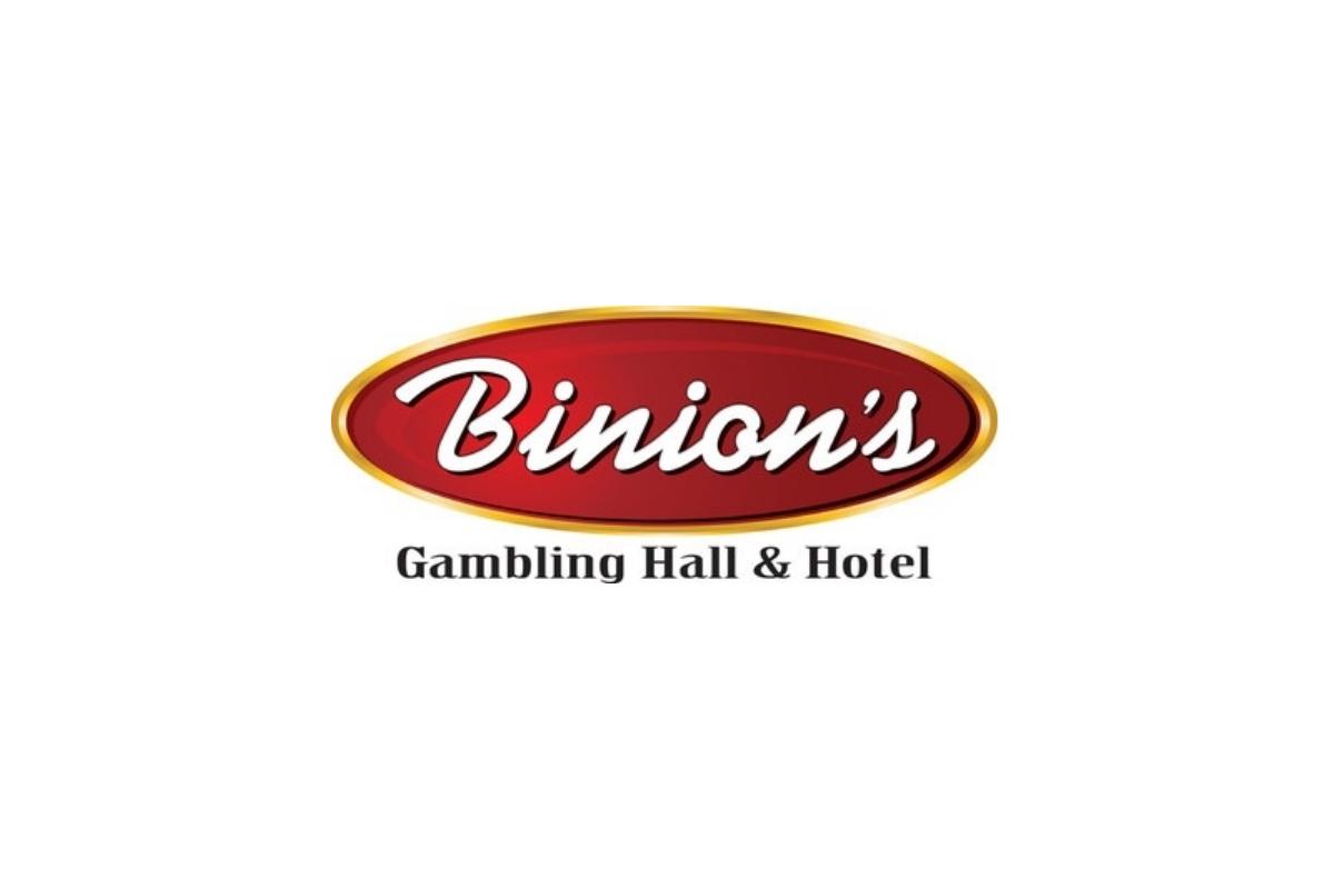 Binion's Announces Expansion Projects