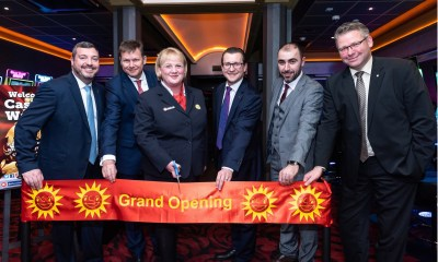 Cashino invests £3.5million in initial phase of Adult Gaming Centres revamp