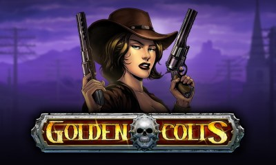 new Play'n GO slot-Golden Colts