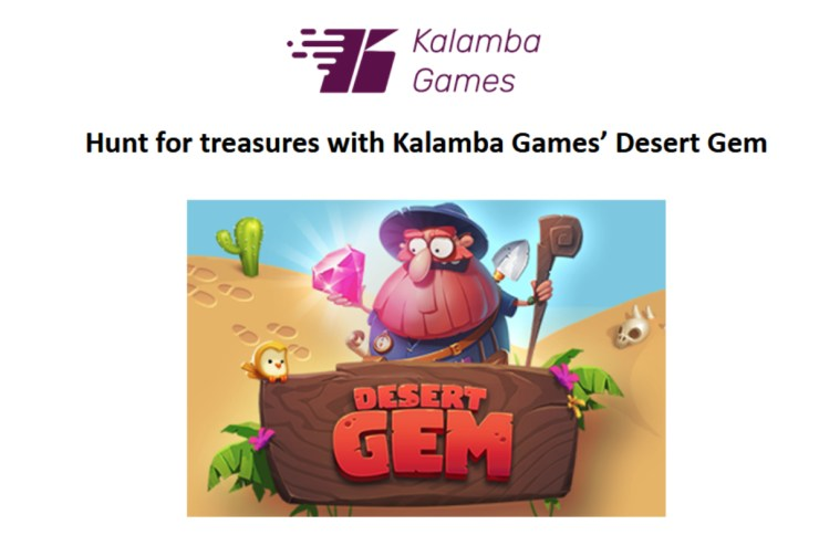 Kalamba Games' Desert Gem