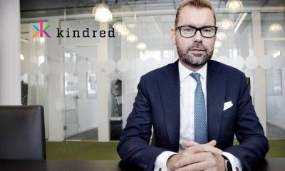 Kindred Group plc - Year end report January - December 2018