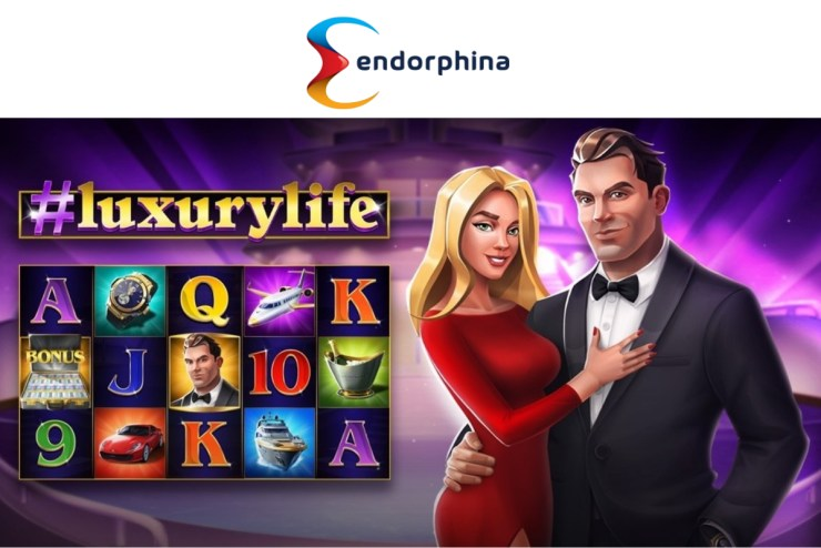 luxurylife slot from Endorphina