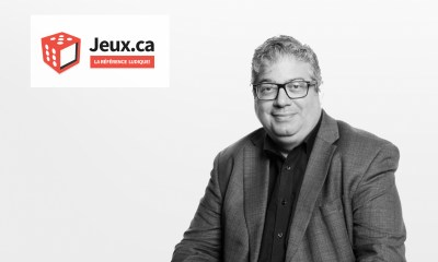 Patrick White is joining Jeux.ca, a site specializing in video games, esports and board games