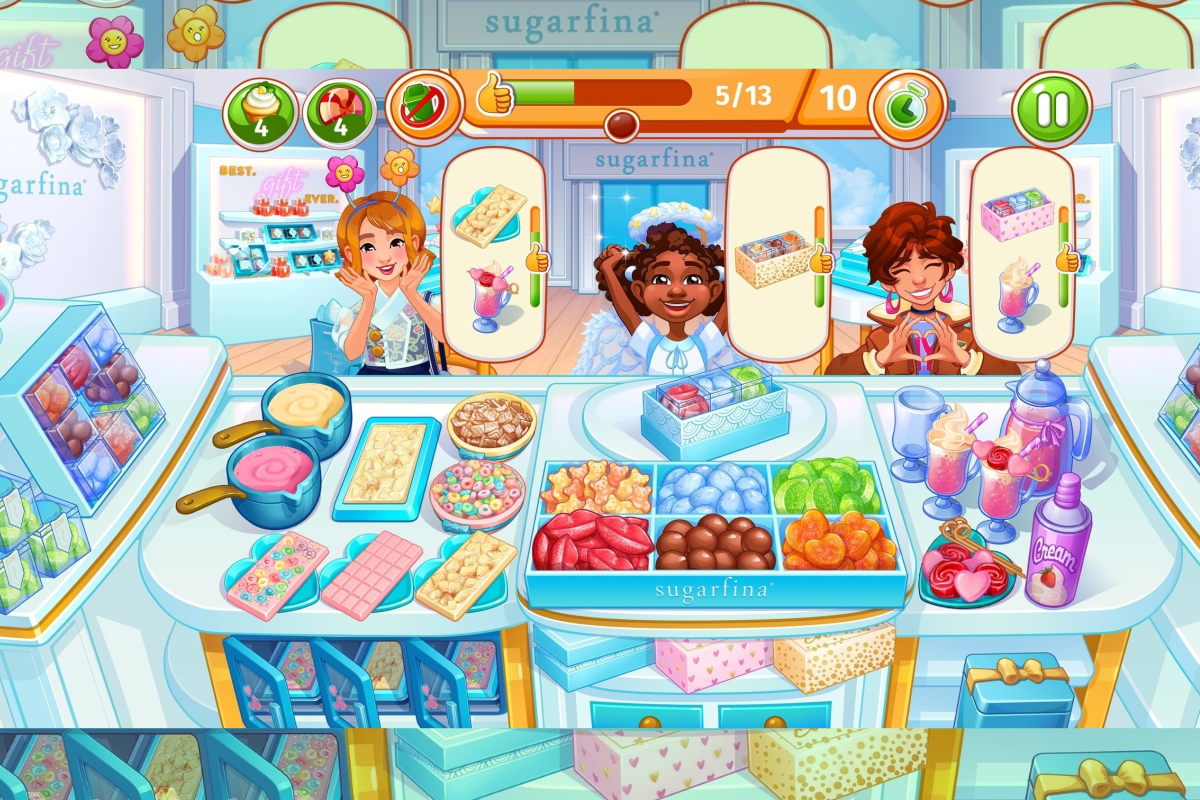 Big Fish Games and Sugarfina Form a Deliciously Sweet Partnership This Valentine's Day