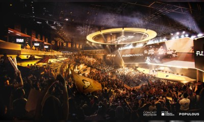 Philadelphia Fusion to launch first ever esports arena in the USA