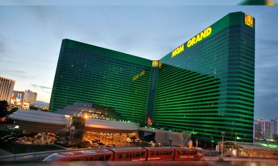 MGM Resorts International Named Official & Exclusive Resort Casino Of The Boston Red Sox