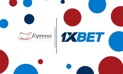 Espresso Games signs content supply deal with 1xBet