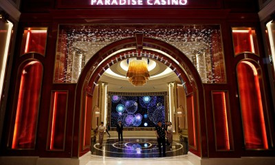 Revenue rises in February for Paradise Co Ltd