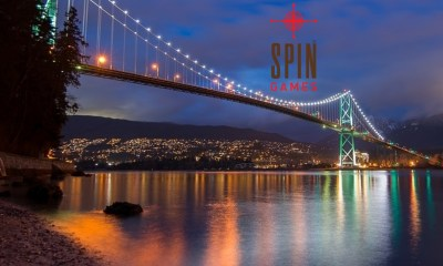 Spin Games obtains gaming license from British Columbia