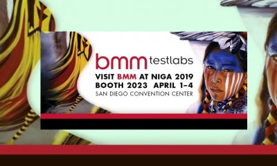 BMM Testlabs, Above and Beyond at the National Indian Gaming Tradeshow 2019
