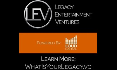 LOUD Capital Launches Legacy Entertainment Ventures