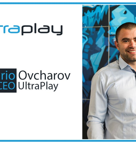 Mario Ovcharov, CEO at UltraPlay: UltraPlay delivers betting entertainment over the top